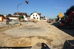 Neubau Kreisverkehr Oberuhldingen